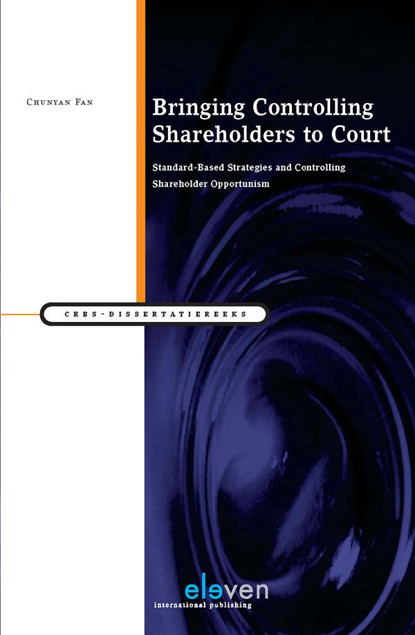 Bringing Controlling Shareholders to Court