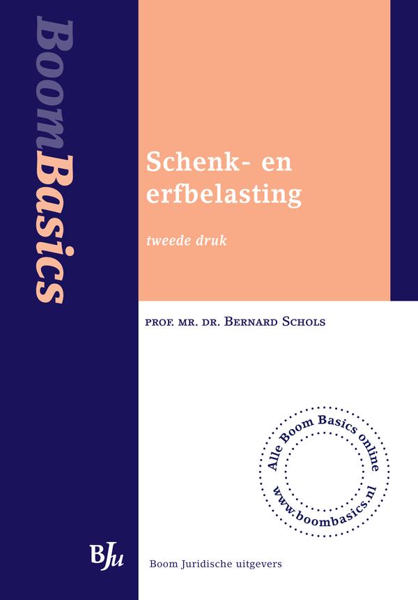 Boom Basics Schenk- en erfbelasting