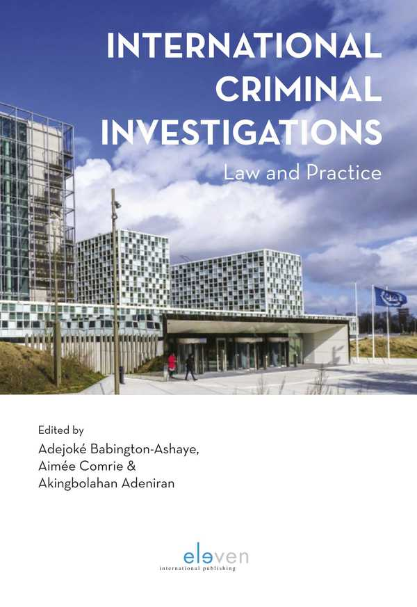 International Criminal Investigations