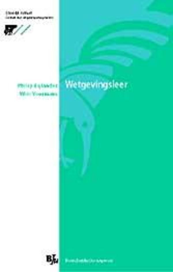 Wetgevingsleer