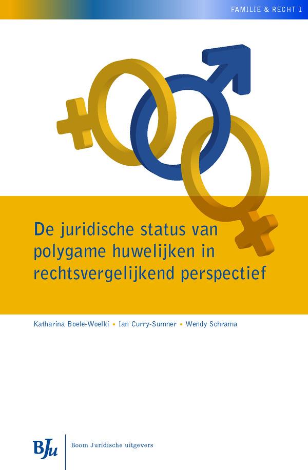 De juridische status van polygame huwelijken in rechtsvergelijkend perspectief
