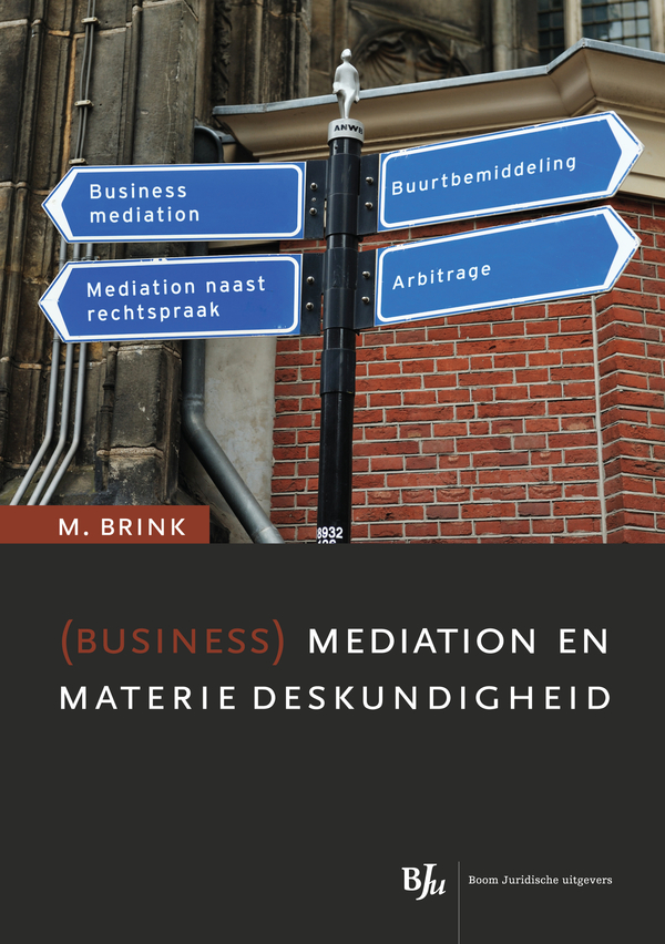 (Business) mediation en materiedeskundigheid