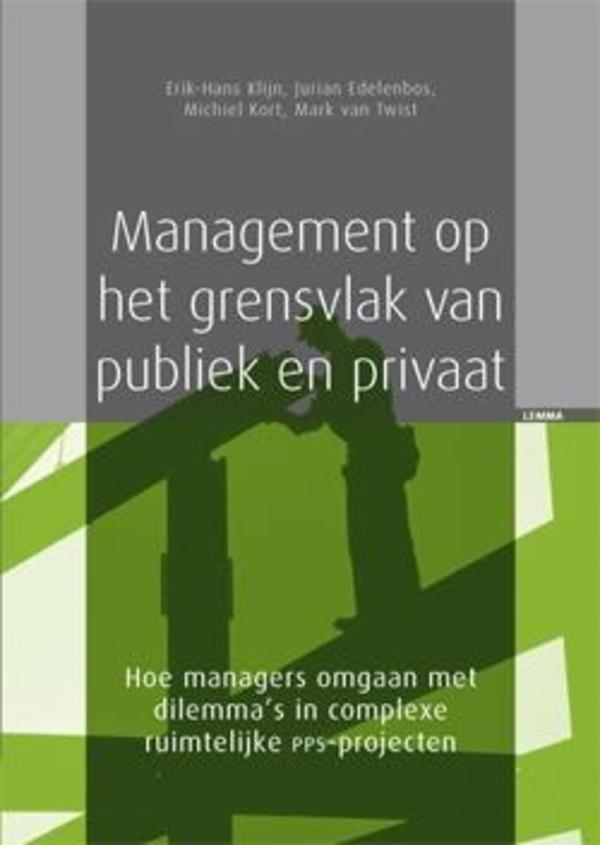 Management op het grensvlak van publiek en privaat