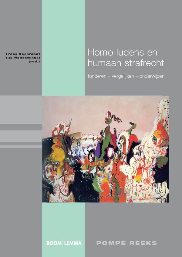 Homo ludens en humaan strafrecht