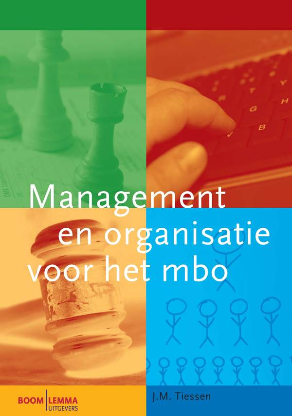 Management en organisatie voor het mbo