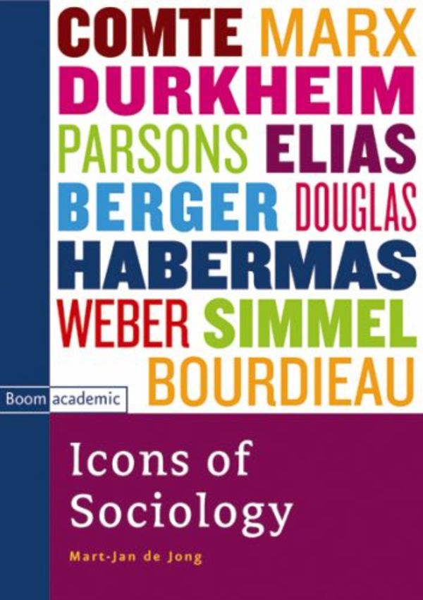 Icons of Sociology