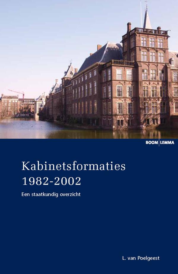 Kabinetsformaties 1982-2002