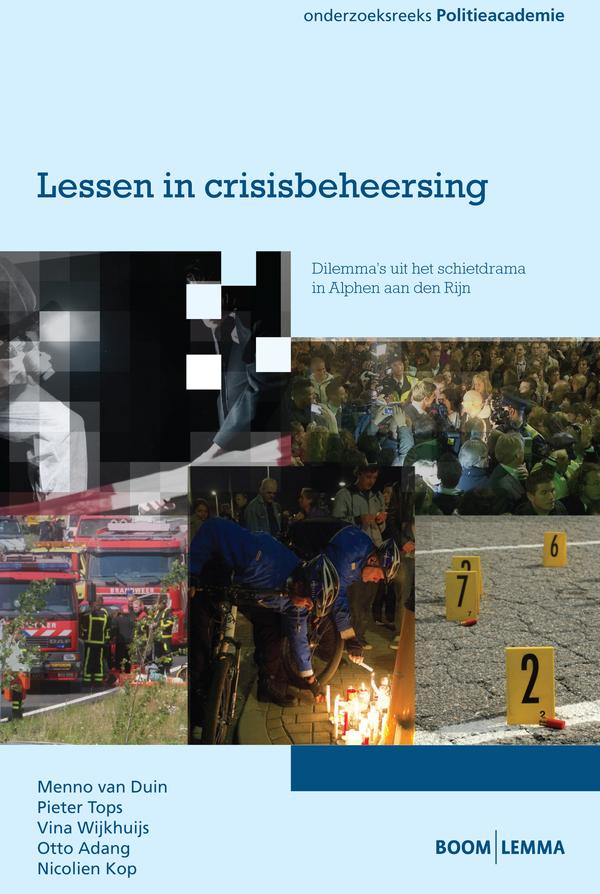 Lessen in crisisbeheersing