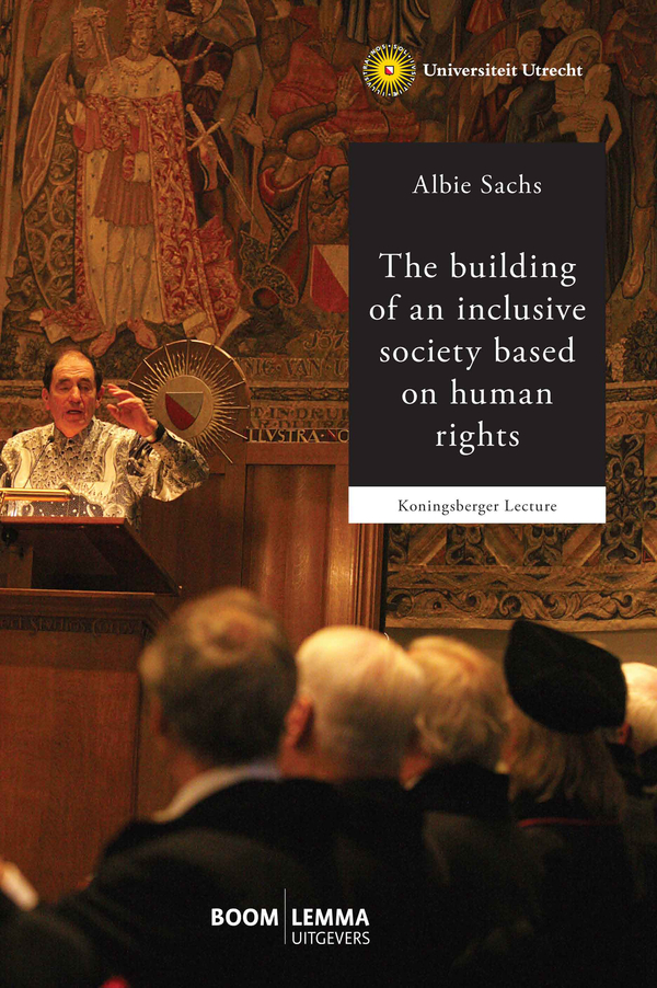 The building of an inclusive society based on human rights