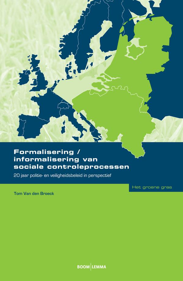 Formalisering/informalisering van sociale controleprocessen