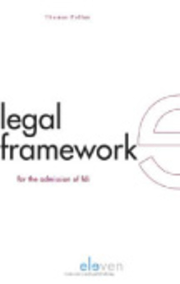 Legal Framework for the Admission of FDI