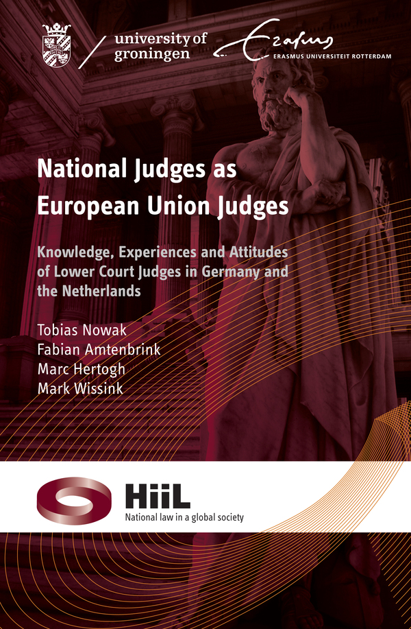 National Judges as European Union Judges