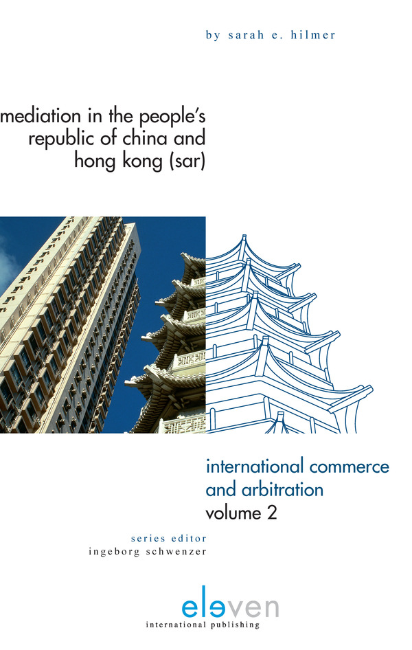 Mediation in the People's Republic of China and Hong Kong (SAR)
