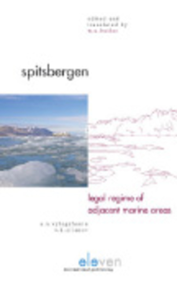 Spitsbergen: Legal Regime of Adjacent Marine Areas