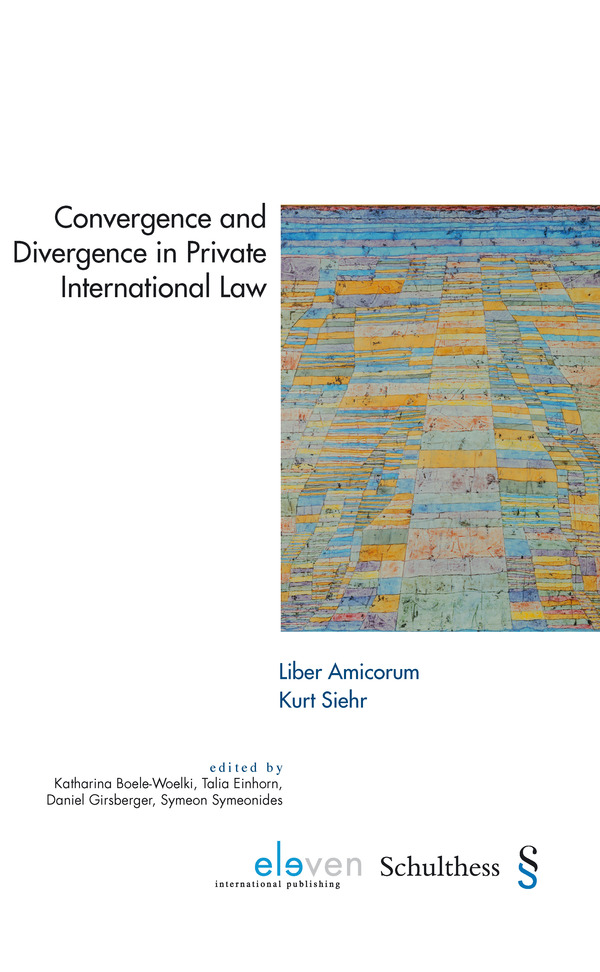 Convergence and Divergence in International Private Law