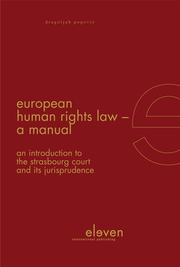 European Human Rights Law – A Manual