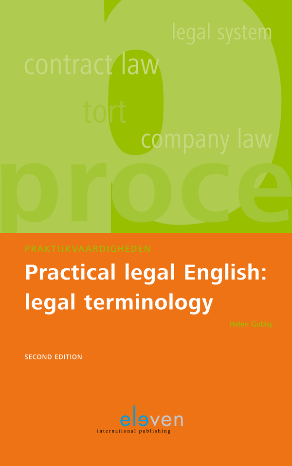 Practical Legal English: Legal Terminology