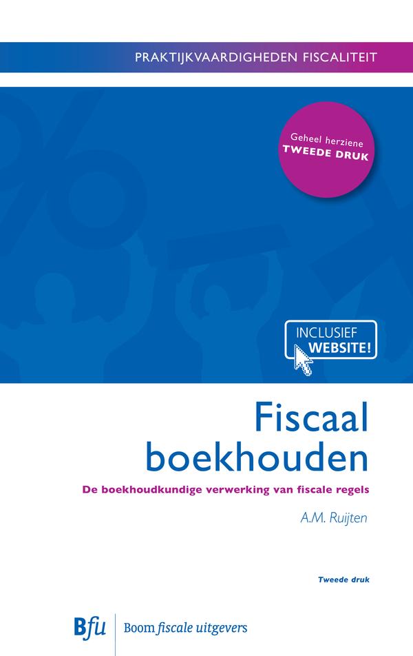 Fiscaal boekhouden