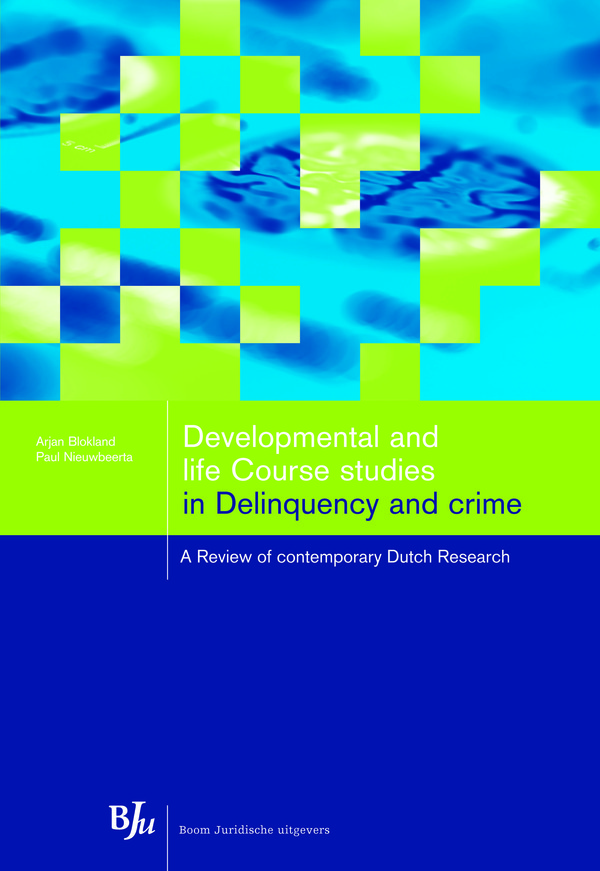 Development and Life Course Studies in Deliquency