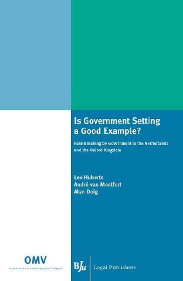 Is Government Setting a Good Example?
