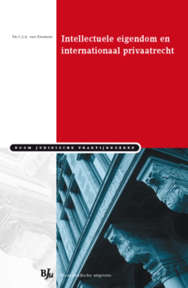 Boom Juridische praktijkboeken Intellectuele eigendom en internationaal privaatrecht