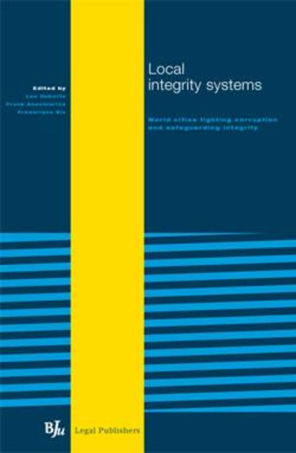 Criminaliteit, rechtshandhaving en veiligheid Local integrity systems