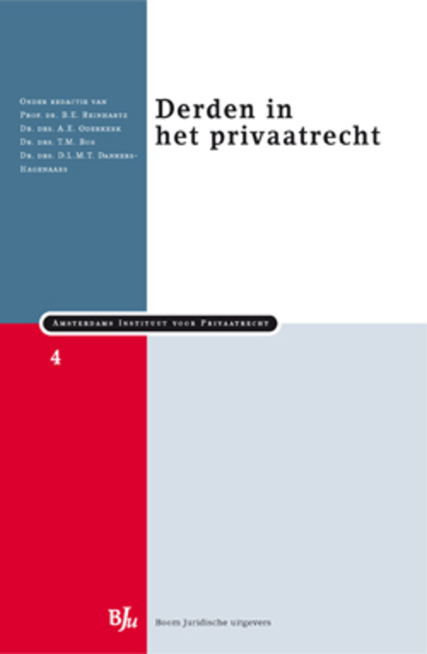 Derden in het privaatrecht