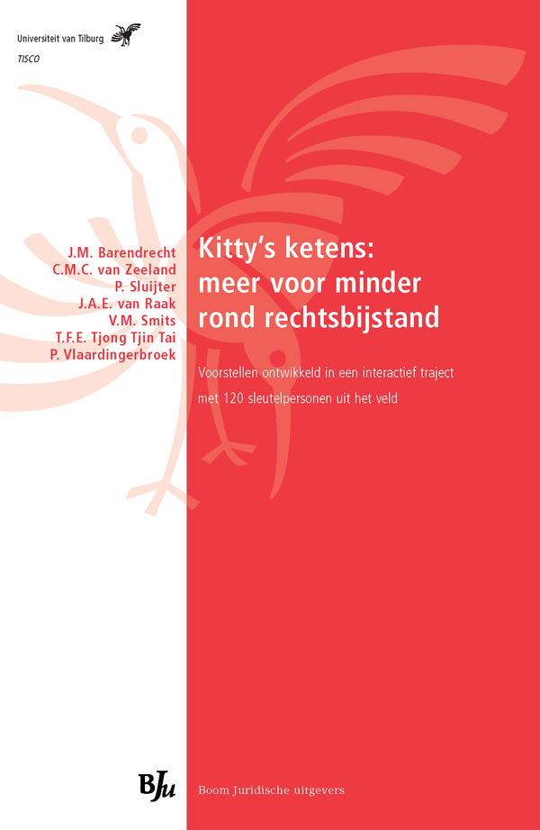 Kitty's ketens: meer voor minder rond rechtsbijstand