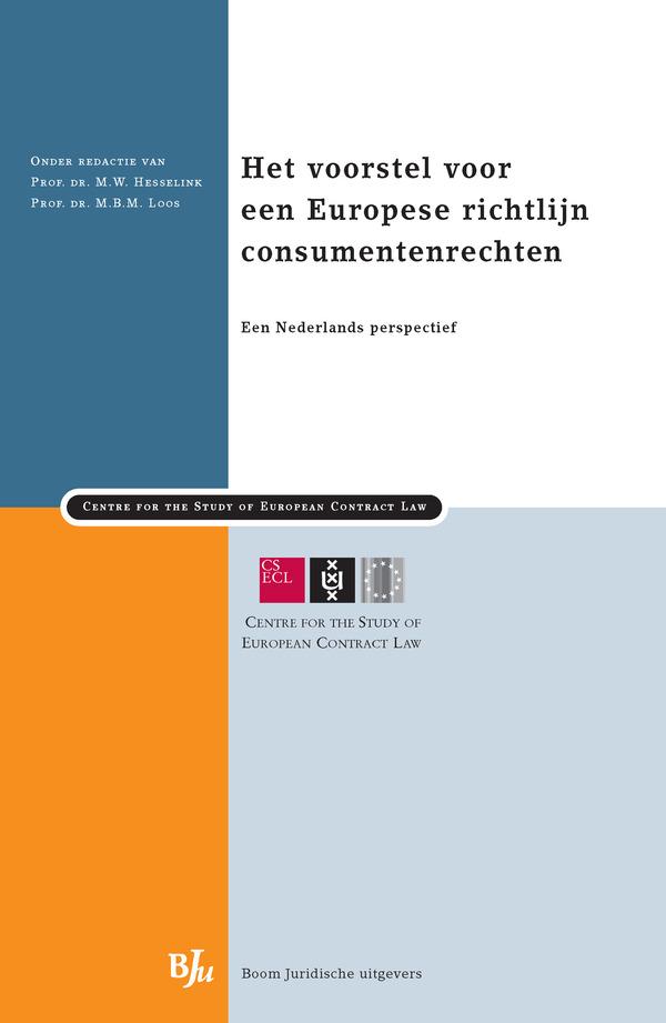 Consumentenrichtlijn