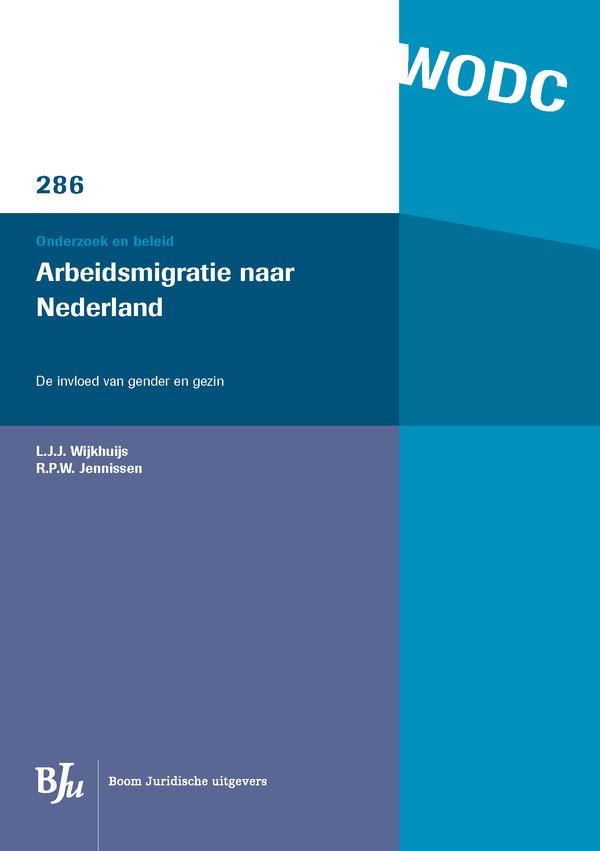 Arbeidsmigratie naar Nederland
