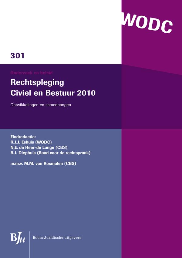 Rechtspleging Civiel en Bestuur 2010