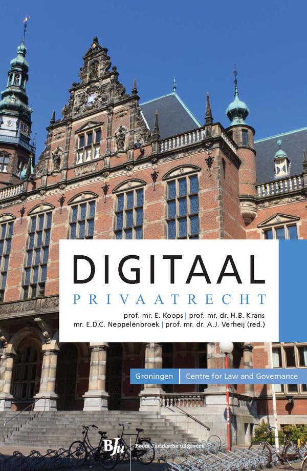 Digitaal privaatrecht