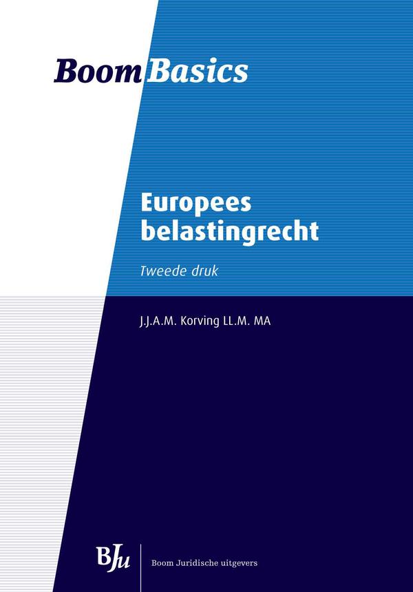 Boom Basics Europees belastingrecht