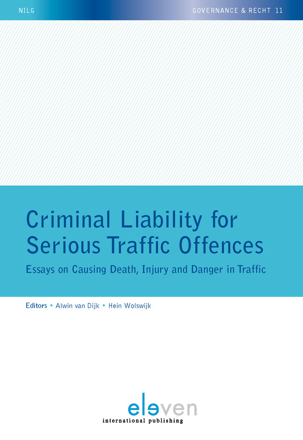 Criminal Liability for Serious Traffic Offences