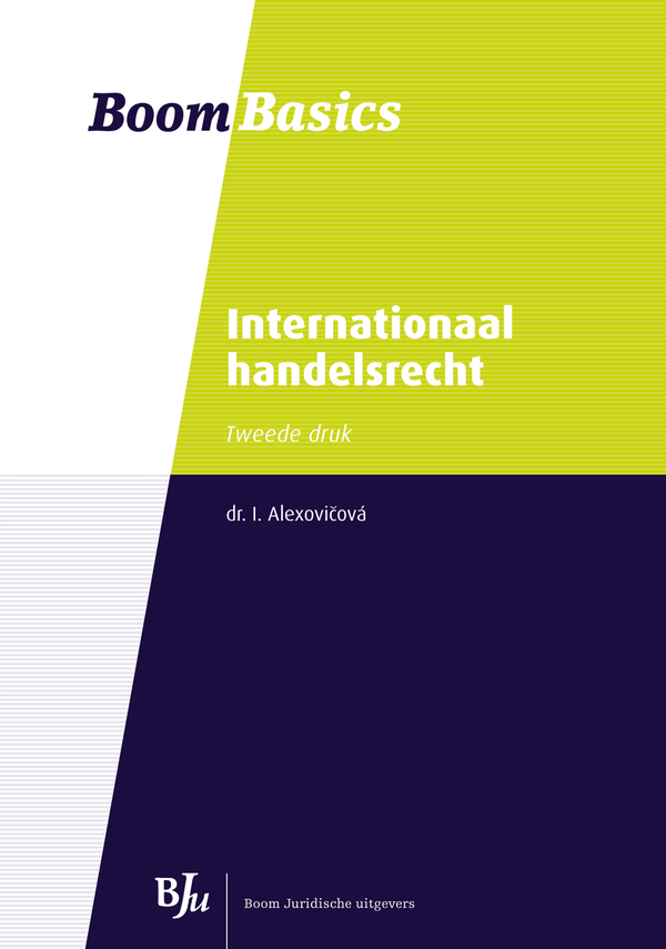 Boom Basics Internationaal handelsrecht
