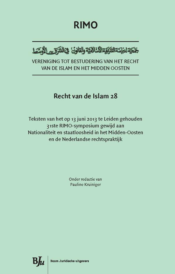 Recht van de Islam 28