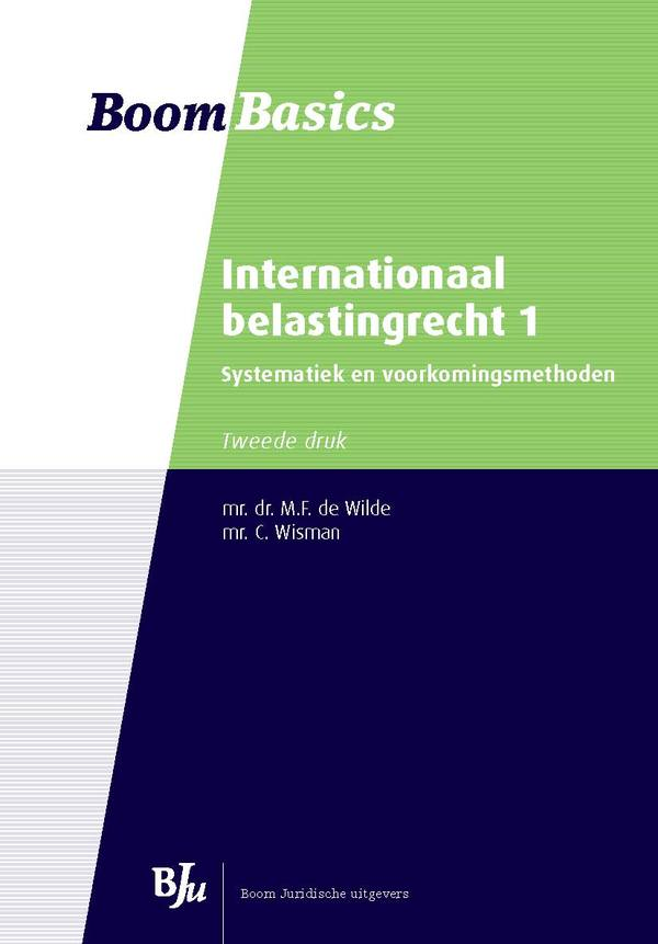 Boom Basics Internationaal belastingrecht 1