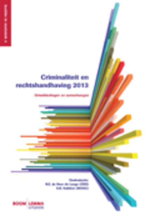 Criminaliteit en Rechtshandhaving 2013
