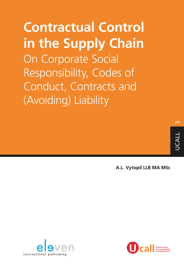 Contractual Control in the Supply Chain