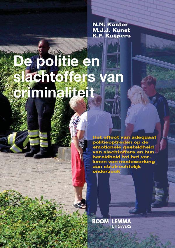 De politie en slachtoffers van criminaliteit