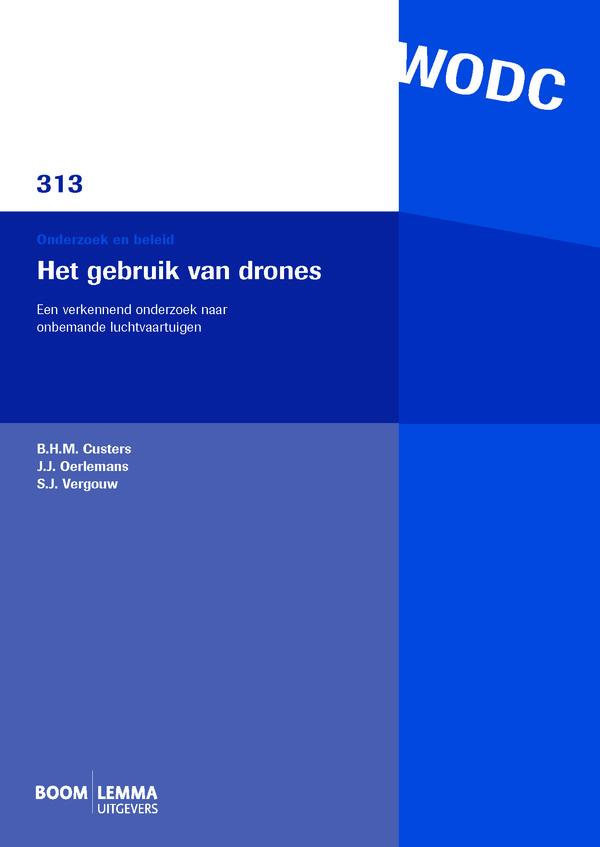 Het gebruik van drones