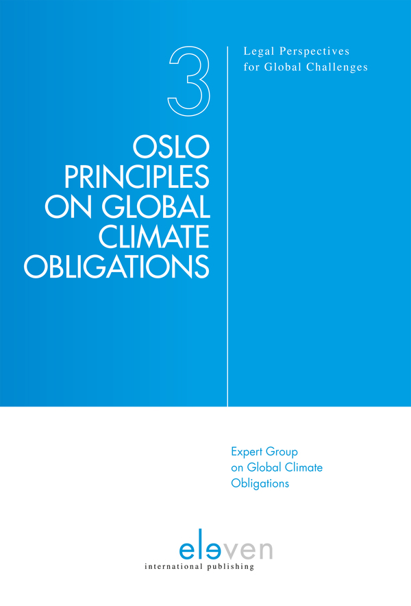 Oslo Principles on Global Climate Obligations