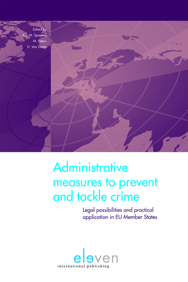 Administrative Measures to Prevent and Tackle Crime