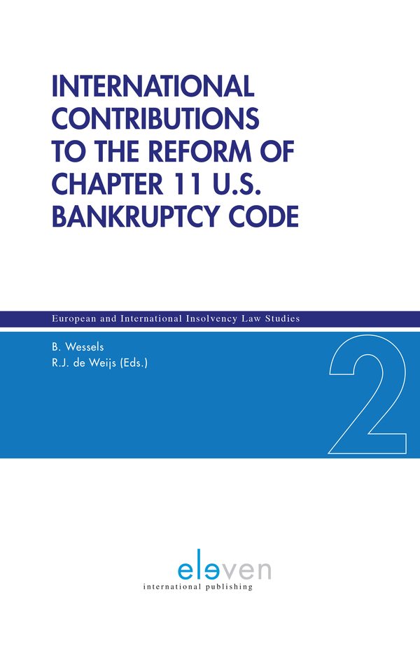 International Contributions to the Reform of Chapter 11 U.S. Bankruptcy Code