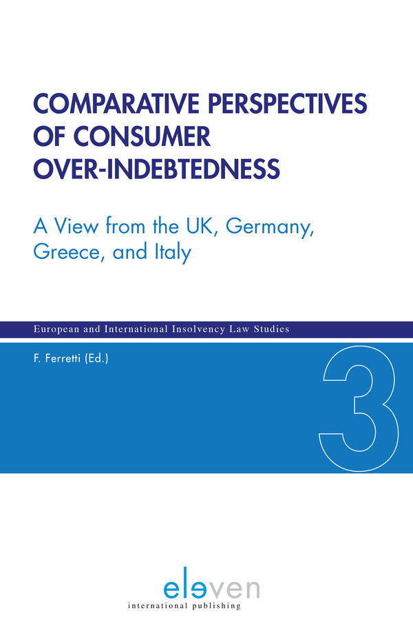 Comparative Perspectives of Consumer Over-Indebtedness
