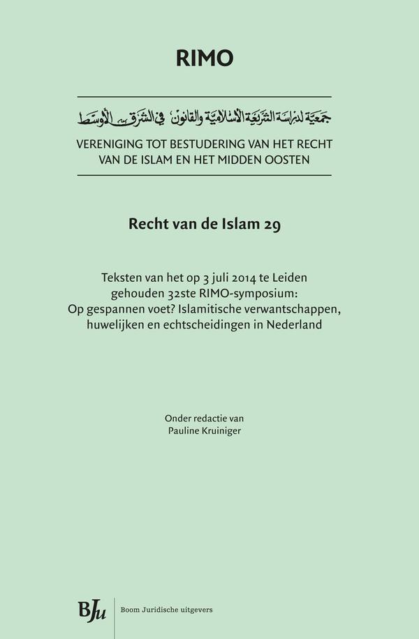 Recht van de Islam 29