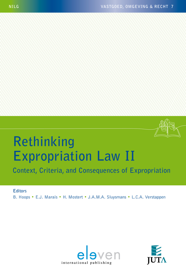 Rethinking Expropriation Law II