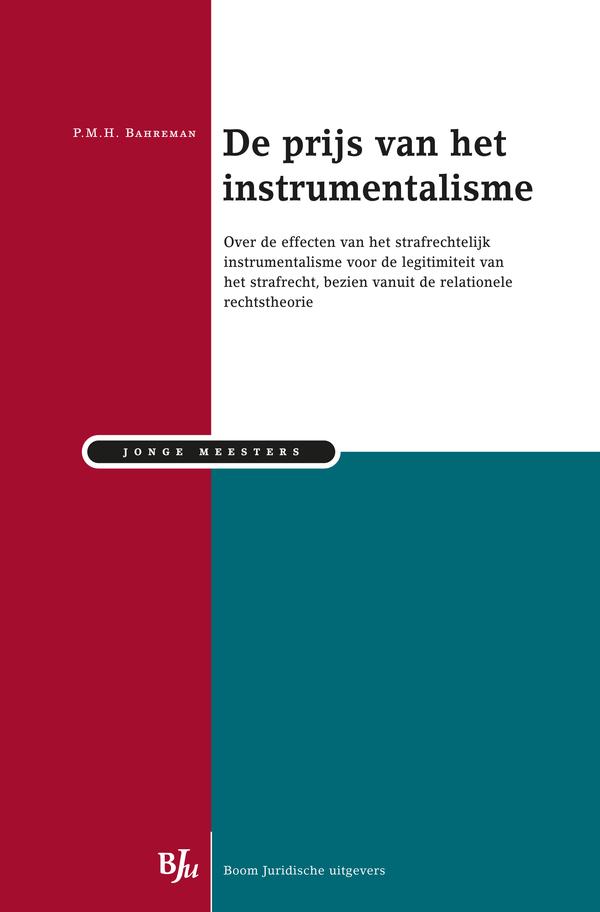 De prijs van het instrumentalisme