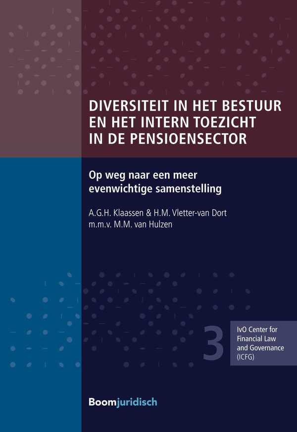 Diversiteit in het bestuur en het intern toezicht in de pensioensector