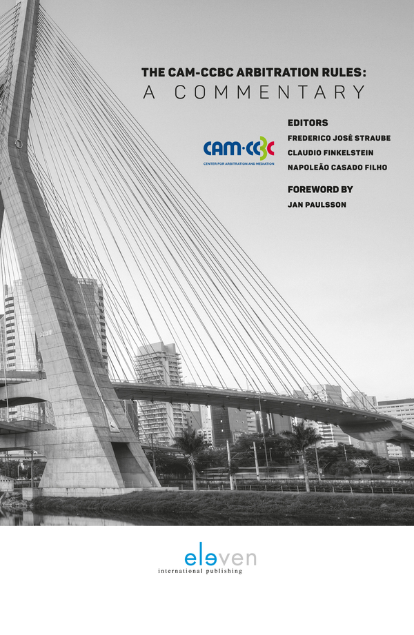 The CAM-CCBC Arbitration Rules 2012: A Commentary